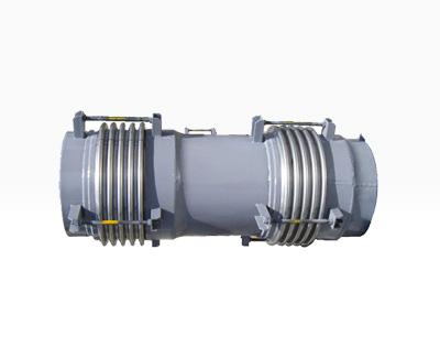 鞏義軸向型復式拉桿補償器