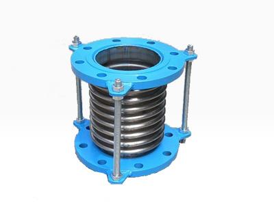 鞏義不銹鋼減震波紋補償器