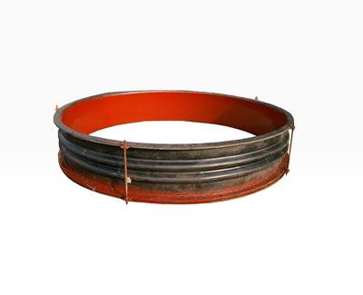 巩义XB型风道纤维织物补偿器(圆)